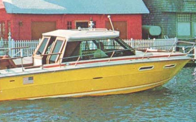 1977 SEA RAY MOTORYAT